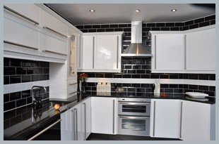 Special Offer On This White High Gloss Kitchen